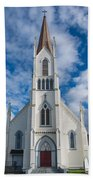 Church Of Assumption Bath Towel