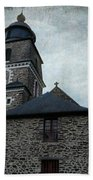 Church Saint Malo Bath Towel