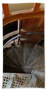 Church Stairs Bath Towel