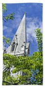 Church Steeple Bath Towel
