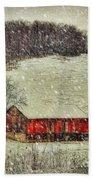 Circa 1855 Bath Towel