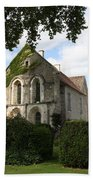 Cistercian Abbey Of Fontenay Bath Towel