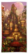 City Of Wands Hand Towel