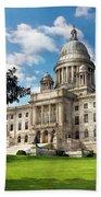 City - Providence Ri - The Capitol  Hand Towel