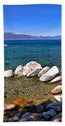 Clarity - Lake Tahoe Bath Towel
