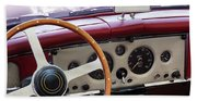 Classic Car Bath Towel