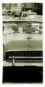 Classic Car Bath Towel