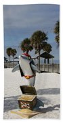 Clearwater Beach Pirate Bath Towel