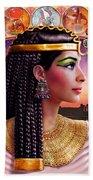 Cleopatra Variant 3 Bath Towel