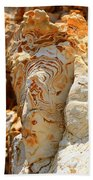 Cliff Face Hand Towel