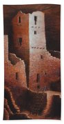 Cliff Palace Bath Towel