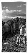 Cliffs Of Sedona Bath Towel
