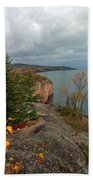 Cliffside Fall Splendor Bath Towel
