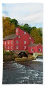 Clinton Mill II  Bath Towel