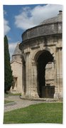 Cloister Of Saint John Chartreuse Du Val De Benediction Bath Towel