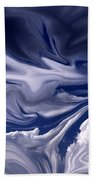 Clouds In Chaos Bath Towel