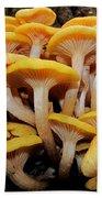 Cluster Fungi Bath Towel