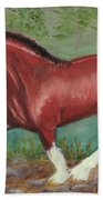 Clydesdale Bath Towel