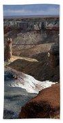 Coal Mine Mesa 09 Bath Towel