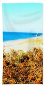 Coastal Lookout Bath Towel