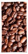 Coffee Beans  Hand Towel