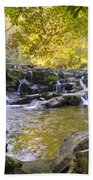 Coker Creek Falls Bath Towel
