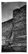 Colchester Castle Bath Towel