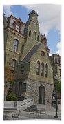 College Hall University Of Pennsylvania Bath Towel