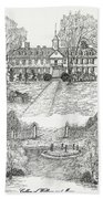 College Of William And Mary Bath Towel