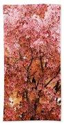 Color In The Tree 03 Bath Towel