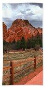 Colorado Path To Paradise Bath Towel