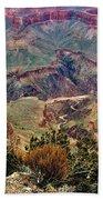Colorado River Grand Canyon Bath Towel