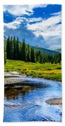 Colorful Colorado Bath Towel