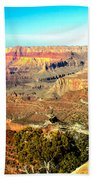 Colorful Grand Canyon Bath Towel