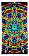 Colorful Kolide  Bath Towel
