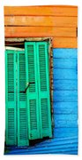 Colorful Slum Bath Towel