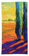 Colors Of Summer 3 Hand Towel