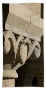 Column Detail Stanford California Bath Towel