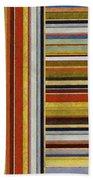 Comfortable Stripes Lx Bath Towel