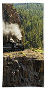Coming Around The Bend Bath Towel