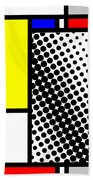 Composition 116 Hand Towel