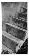Concrete Steps Bath Towel
