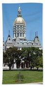 Connecticut State Capitol Hartford Bath Towel