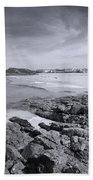 Cornwall Coastline 2 Bath Towel