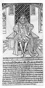 Cortes Letter, 1522 Bath Towel