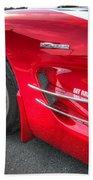 Corvette Z06 Bath Towel