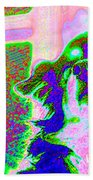 Cosmic Consciousness Bath Towel