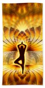 Cosmic Spiral Ascension 23 Bath Towel