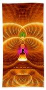 Cosmic Spiral Ascension 33 Bath Towel