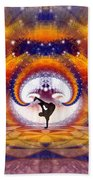 Cosmic Spiral Ascension 54 Bath Towel